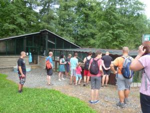 Rybářský tábor 2017